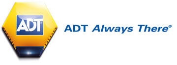 ADT Always There bell box logo