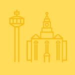 Liverpool landmark icon