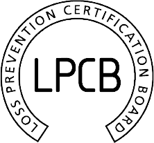 Loss Preservation Certification Board (LPCB) logo in black