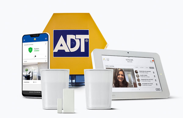 Adt Smart Home Security Home Automation Adt